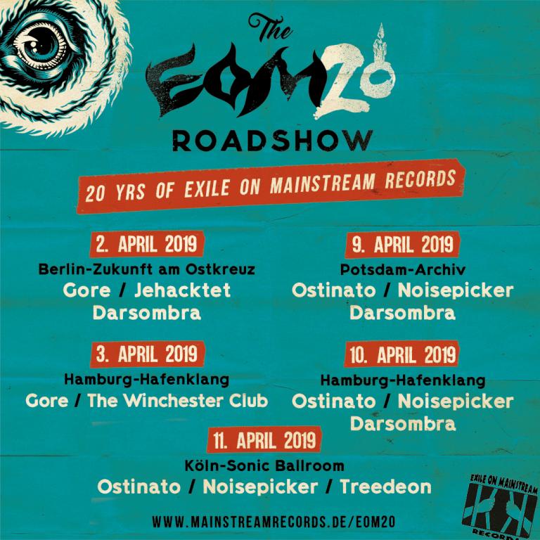 Exile 20 jaar